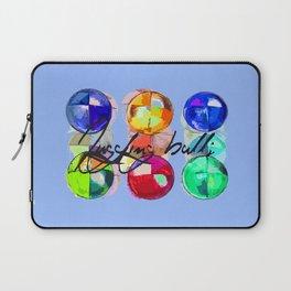 JUGGLER BEAN BALLS Laptop Sleeve