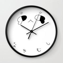 nakimushi Wall Clock