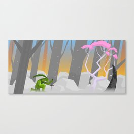 The Offering  Canvas Print