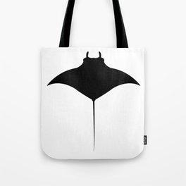 manta fish Tote Bag