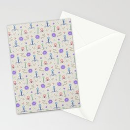 Virus, Attack ! Stationery Cards