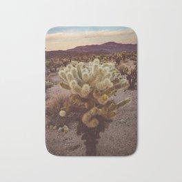 Cholla Cactus Garden VI Bath Mat