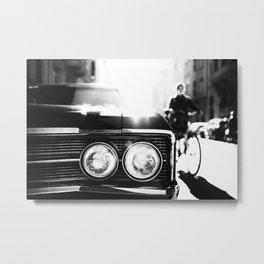 Buick Metal Print