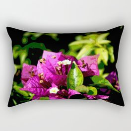 More Bougainvillea DPPA161204a-17 Rectangular Pillow