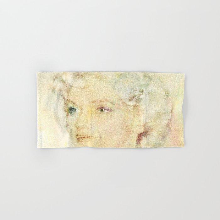 Portrait of an icon Hand & Bath Towel
