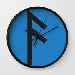 Showtasting - Rune 17 Wall Clock