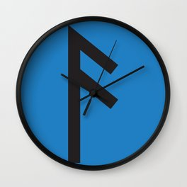 Showtasting - Rune 17 Wall Clock