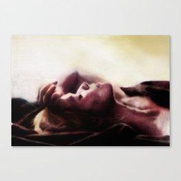 Lady of the Sunshine Canvas Print