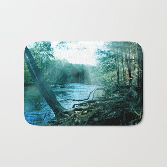 woods  Bath Mat