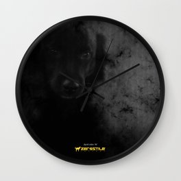 Pof Tribute - Limit Edition Zerostile Factory Wall Clock