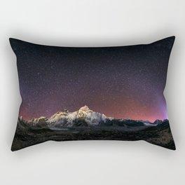 Everest Nightscape Rectangular Pillow