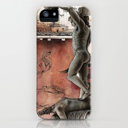 Mafioso iPhone Case