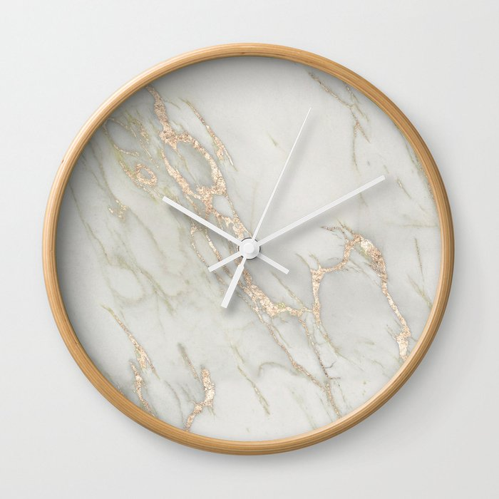 Wall Clock by Nature Magick