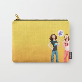 Game Grumps love to say Hi Carry-All Pouch