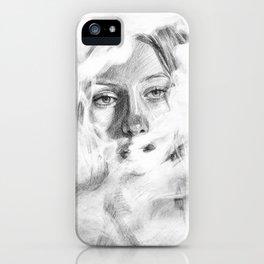 Humo iPhone Case