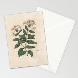 The Fragrant Honeysuckle Stationery Cards