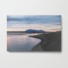 Hvitserkur, Iceland II Metal Print