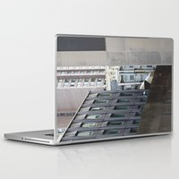 baltimore Laptop & iPad Skins featuring Baltimore, MD by Nick Coleman