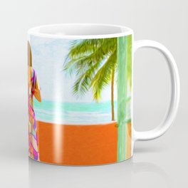 Shall I Compare Thee To A Summer's Day? Coffee Mug