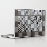 chess Laptop & iPad Skins featuring Chess  by Geometric Arte Studio