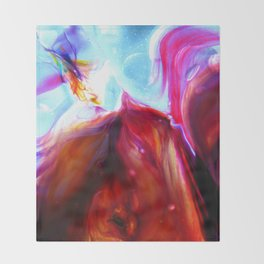 touch Throw Blanket