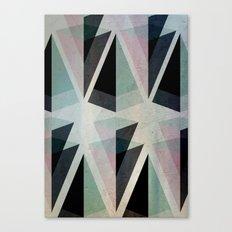 Solids Invasion Canvas Print
