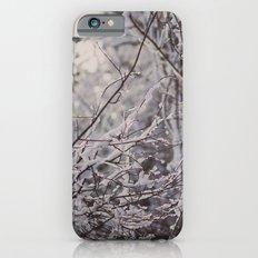 winter snow iPhone 6s Slim Case