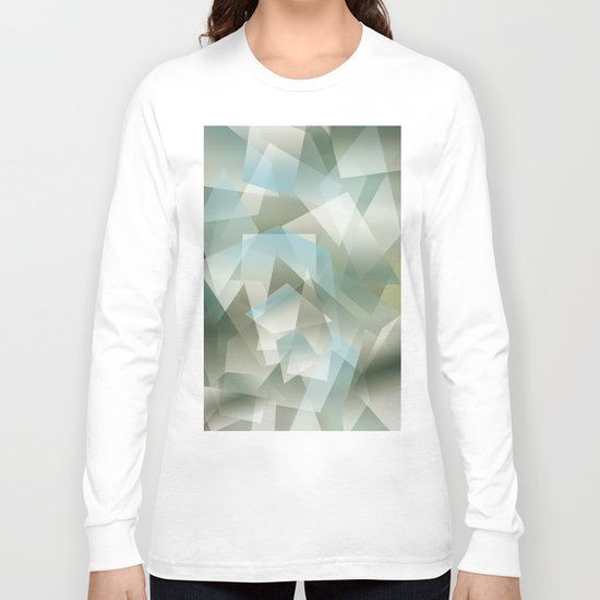 Abstract 220 Long Sleeve T-shirt