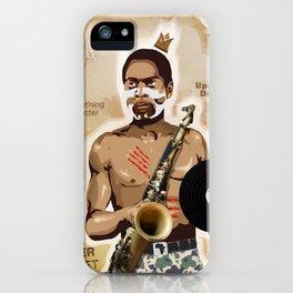 Fela Kuti iPhone Case