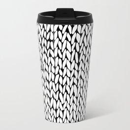 Hand Knitted Loops Travel Mug