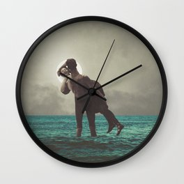 Now I am Alive Wall Clock