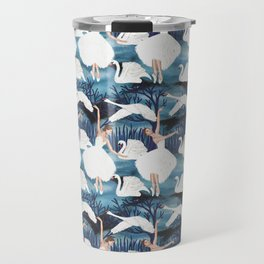 swan lake Travel Mug