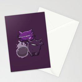 Pokémon - Number 92, 93 & 94 Stationery Cards
