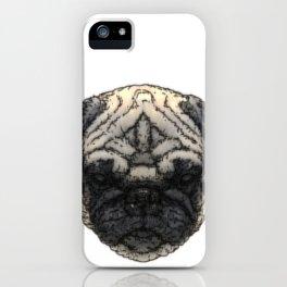 Pug-K iPhone Case