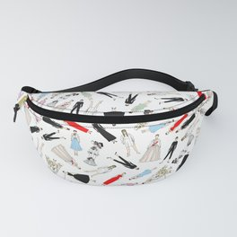 Audrey Circle Fashion Fanny Pack