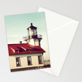 Point Cabrillo Lighthouse Stationery Cards