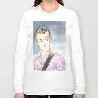 alex turner Long Sleeve T-shirts featuring Alex Turner by SirScm