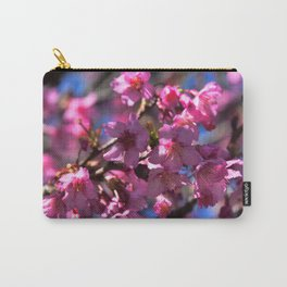 Cherry Blossoms in Hawaii Carry-All Pouch