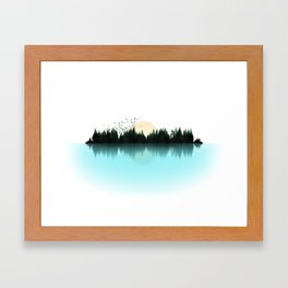 The Sounds of Nature Framed Art Print