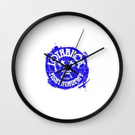 Vee King Wall Clock