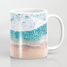 Faded ocean life Coffee Mug