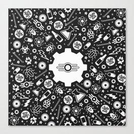 Vault-Tec 2029 Canvas Print
