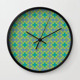 Aztlan Coatl Xōpantlah Wall Clock