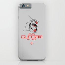 069 Gundam iPhone Case