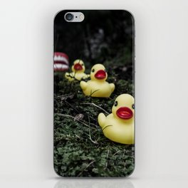 Duck, duck, duck... iPhone Skin