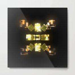 My Cubed Mind: Frame 085 Metal Print