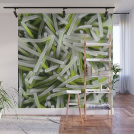 Alien Pasta Wall Mural