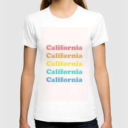 Retro California T-shirt