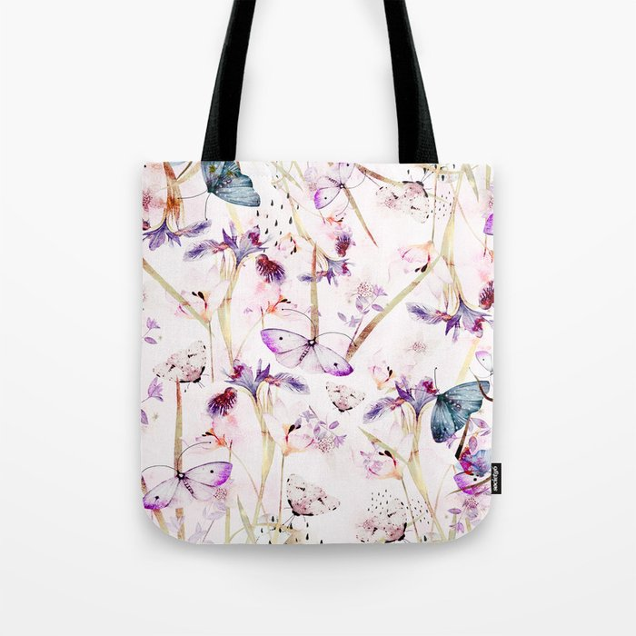 imagined plant Tote Bag
