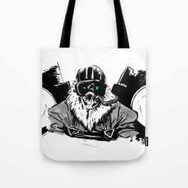 Mr. Toomes Tote Bag